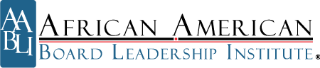 AABLI - African American Board Leadership Institute